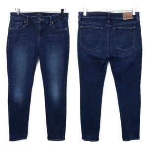 Lucky Brand Lolita Skinny Jeans Dark Wash 8/29
